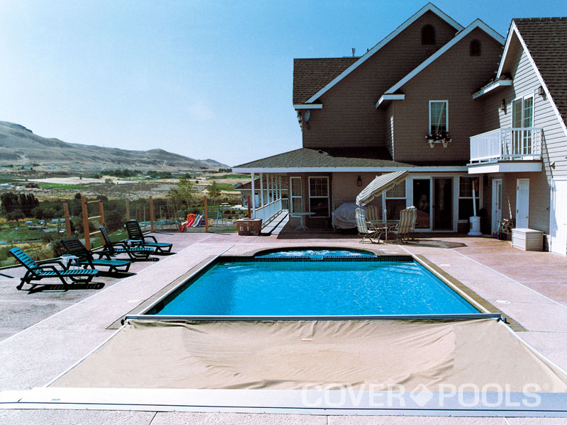 Gallery arizona pool covers for Tempe swimming pool